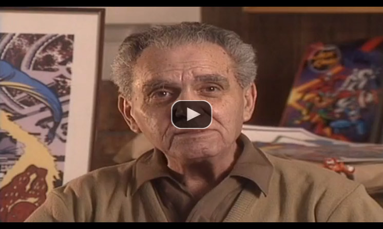 Interview: Jack Kirby