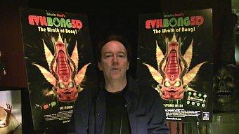 Charles Band Vidcast 2.18.2011! Evil Bong Contest!