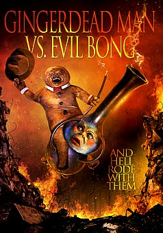 Gingerdead Man vs Evil Bong