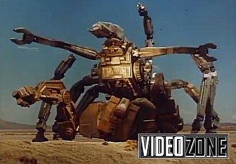 Robot Wars Videozone