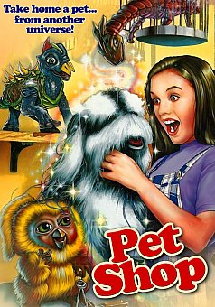 Pet Shop [Remastered from new HD transfer!]