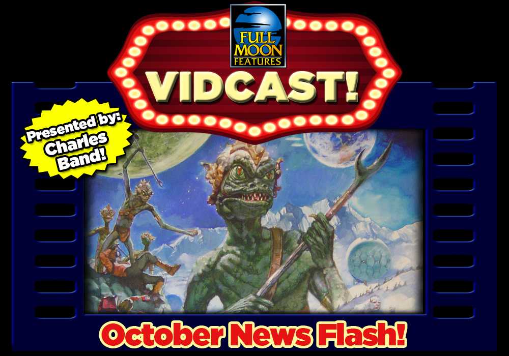 October 2018 Full Moon Vidcast