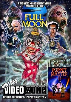 Puppet Master 2 Vintage Videozone