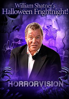 William Shatner's Halloween Frightnight: Horrorvision