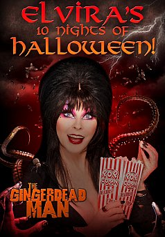 Elvira's 10 Nights of Halloween: The Gingerdead Man