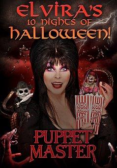 Elvira's 10 Nights of Halloween: Puppet Master