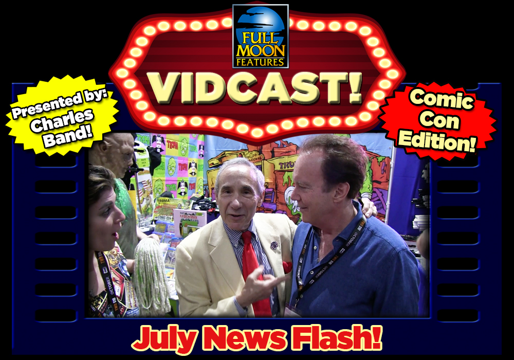 July 2019 Full Moon Vidcast
